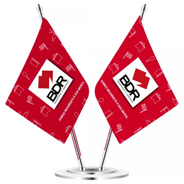 bdr bandeiras e mastros bandeira de mesa comunicação marketing
