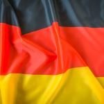 bdr bandeiras e mastros paises alemanha impressa
