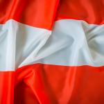 bdr bandeiras e mastros paises austria impressa