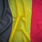 bdr bandeiras e mastros paises bélgica impressa