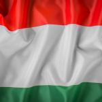 bdr bandeiras e mastros paises hungria impressa