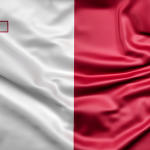 bdr bandeiras e mastros paises malta impressa