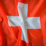 bdr bandeiras e mastros paises suíça impressa