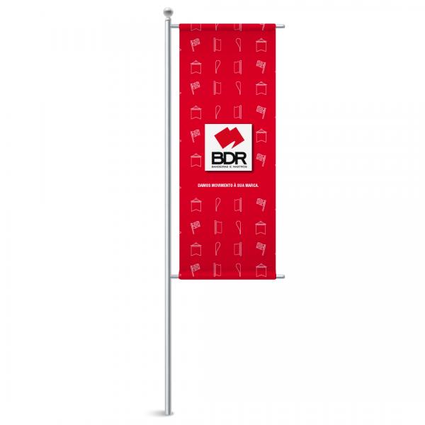 bdr bandeiras e mastros pendão personalizados comunicação marketing