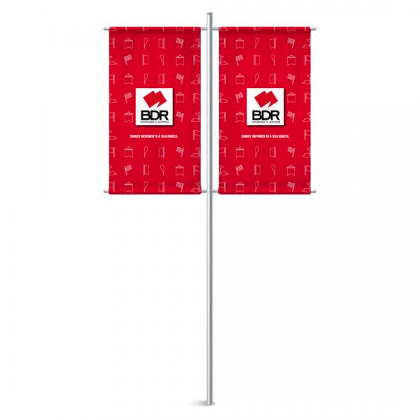 bdr bandeiras e mastros pendões personalizados comunicação marketing